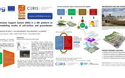 Presentación de un póster en el 44º Congreso de la AIH con metodología para el desarrollo de un Sistema de Apoyo a la Decisión