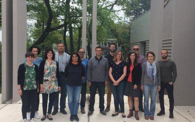 Reunião técnica em Bordéus para revisão dos resultados do projeto