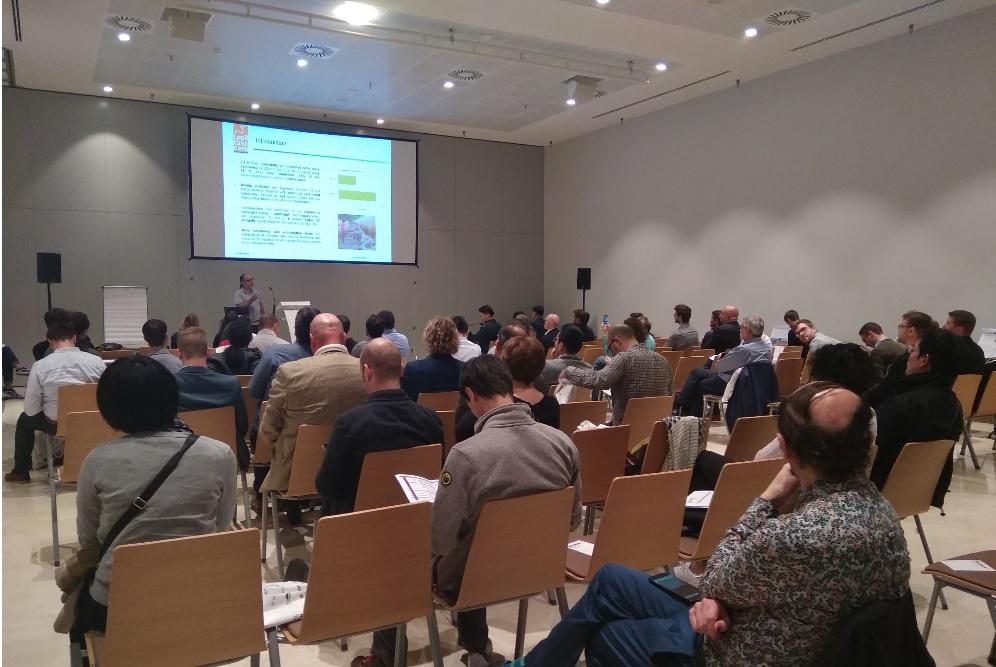 Evénement final du projet à Anvers, en Belgique, présentant les principaux résultats obtenus en matière de surveillance et de remédiation