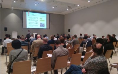 Se celebra el evento final del proyecto en Antwerp, Bélgica, presentando los principales resultados obtenidos en monitorización y remediación